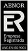 Empresa Registrada AENOR