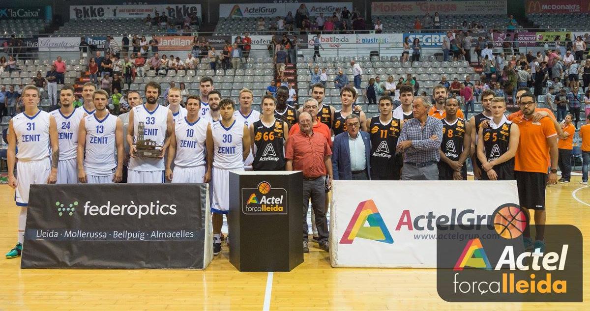 Trofeu Federòptics Ciutat de Lleida